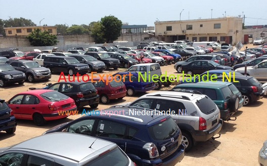 Auto Export Niederlande